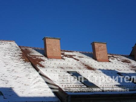крыша для частного дома фото